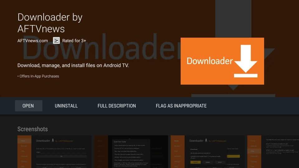 Launch Downloader