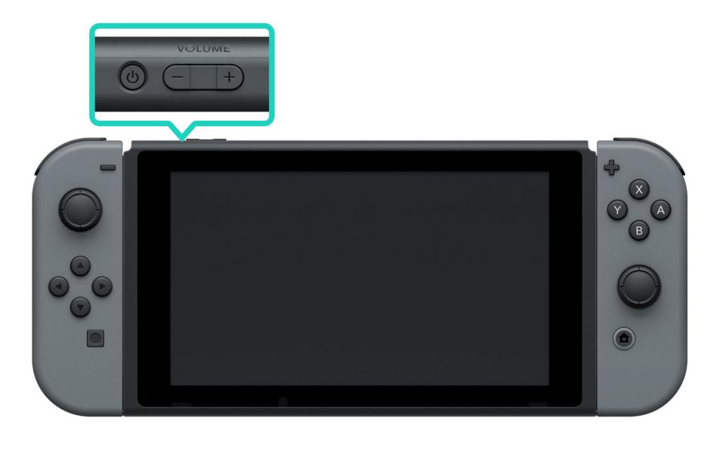 Hard Reset Nintendo Switch
