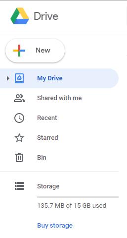 Transfer Files from Windows Computer to iPad via Google Drive