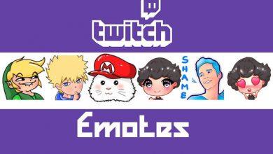 Twitch Emotes on Discord Server