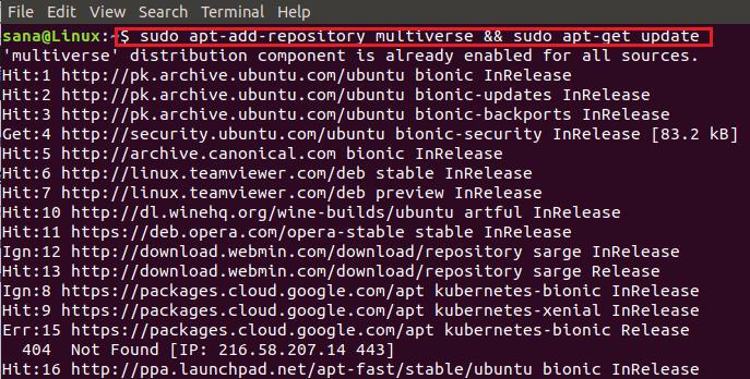 VirtualBox on Ubuntu through command line