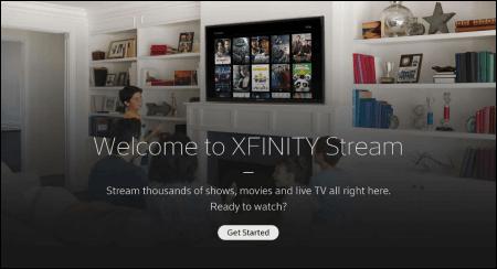Activate Xfinity Stream