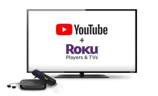 YouTube on Roku