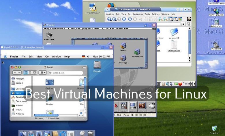 Best Virtual Machines for Windows