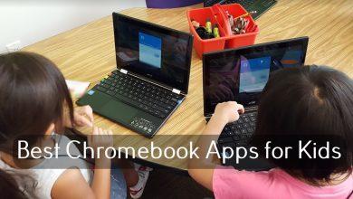 Best Chromebook Apps for Kids