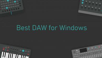 Best DAW for Windows
