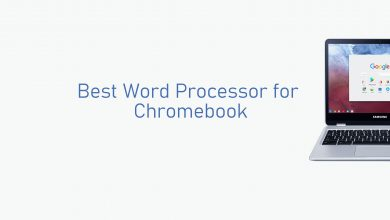 Best Word Processor for Chromebook