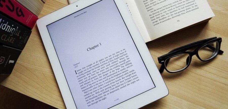 Light e book Tolino Shine ebook reader E ink 6 inch