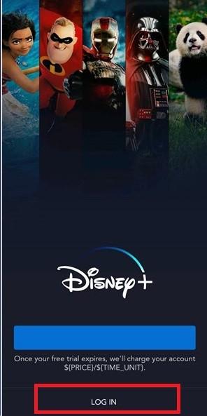 Chromecast Disney Plus