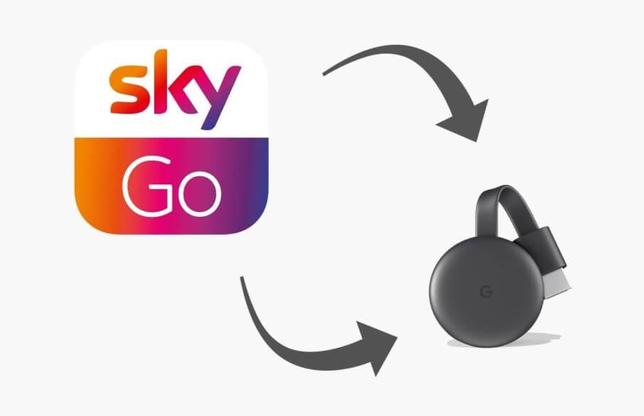 Skygo Chromecast