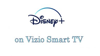 Disney Plus on Vizio Smart TV