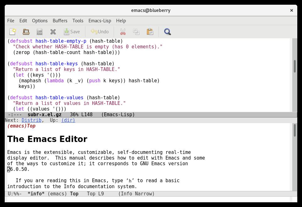 Emacs - Best LaTeX Editor for Mac