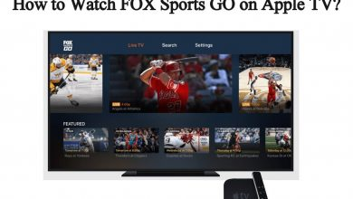 FOX Sports GO on Apple TV