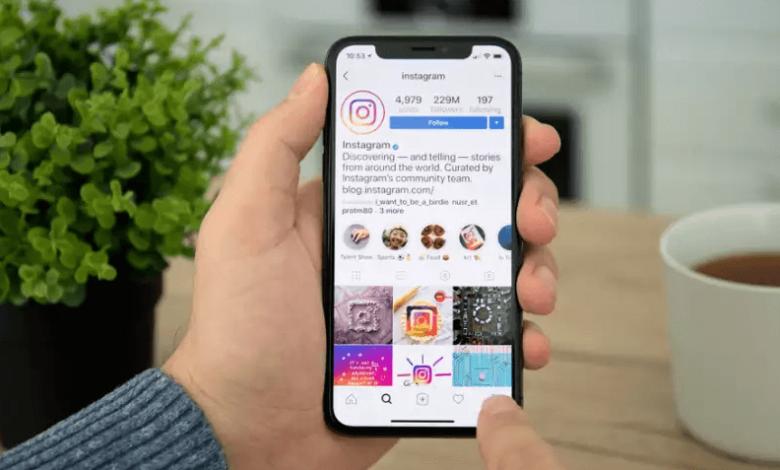 Facebook cross-post to Instagram