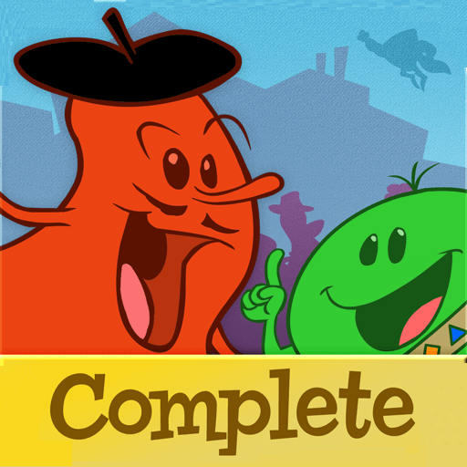 Grammaropolis Complete
