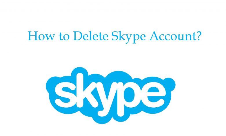 How to Delete Skype Account 1