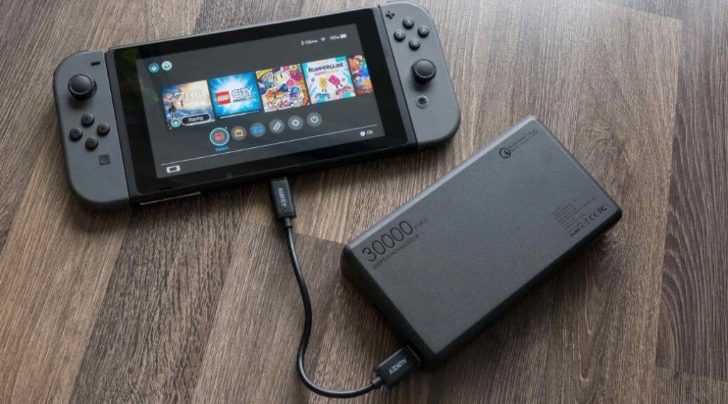 charge Nintendo Switch