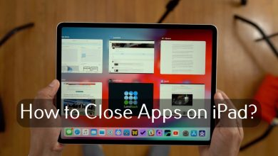 How to close apps on iPad (1)