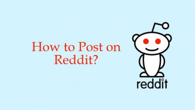 How to post on Reddit