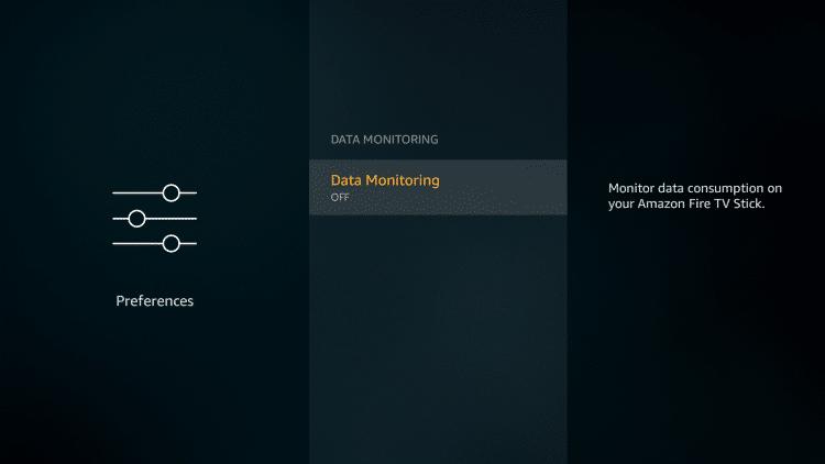 Data Monitoring: Jailbreak Firestick