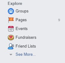 Click on the Group