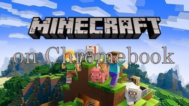 Minecraft on Chromebook