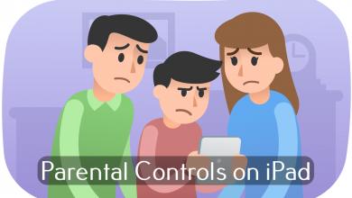 Parental Controls on iPad
