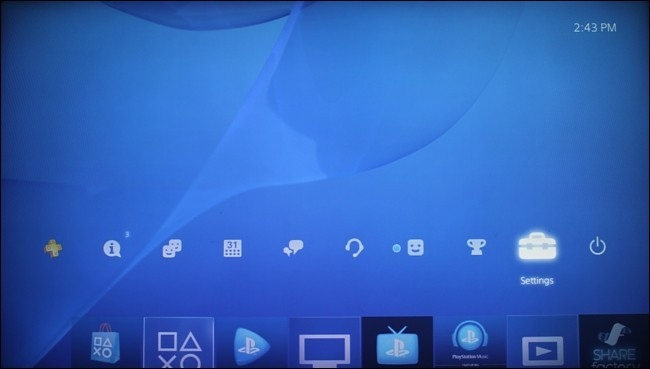 PlayStation 4 Home screen: How to Reset PS4