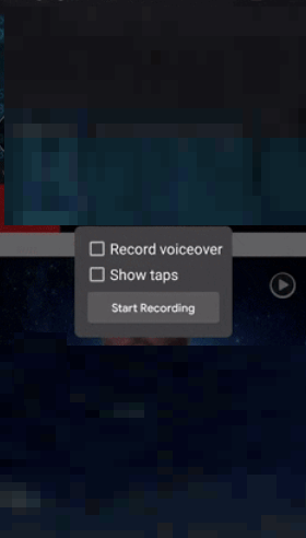 Press Start Recording - How to Screen Record on Android