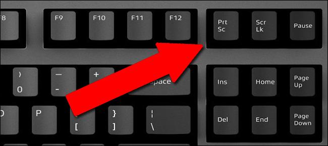 Print Screen button