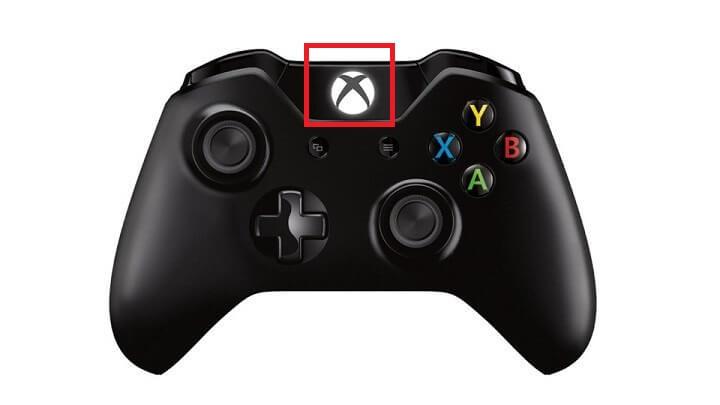 Restart or Reboot Xbox