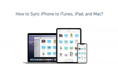 Sync iphone to other devices