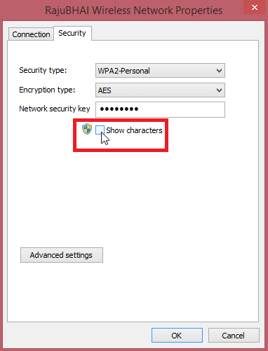 Find Wi-Fi Password on Windows 10