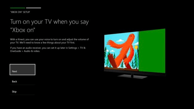 Watch TV on Xbox