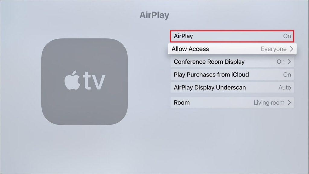 YouTube on Apple TV older models