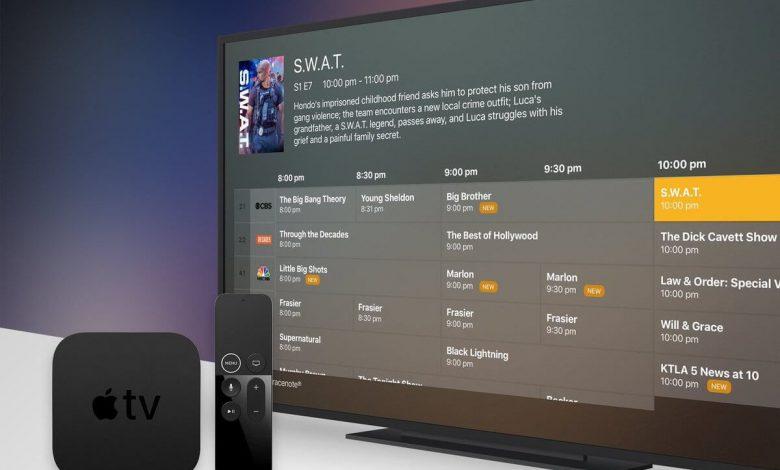 plex on apple tv