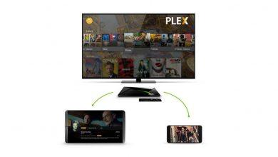 plex on nvidia shield tv