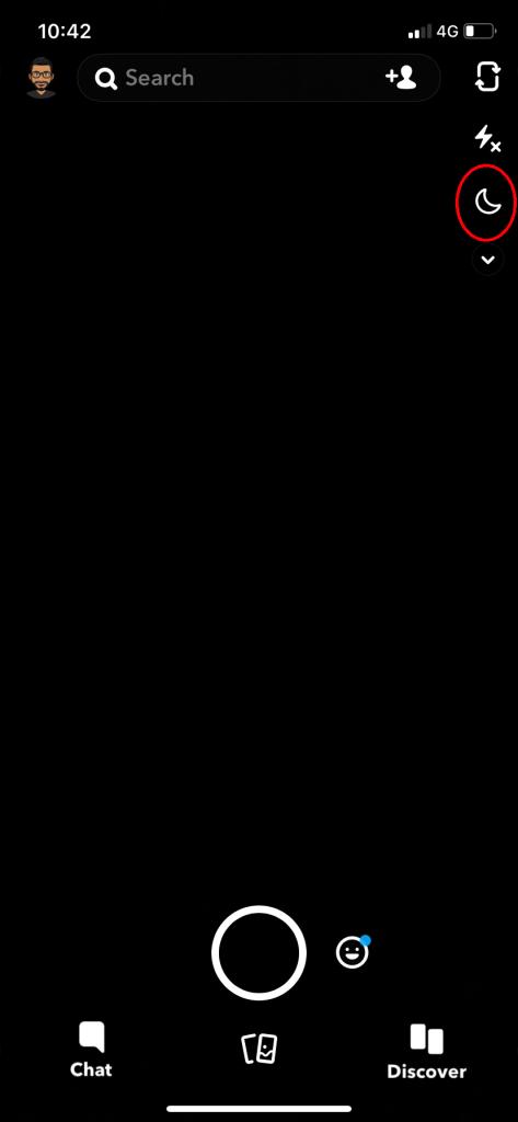 Low-light mode