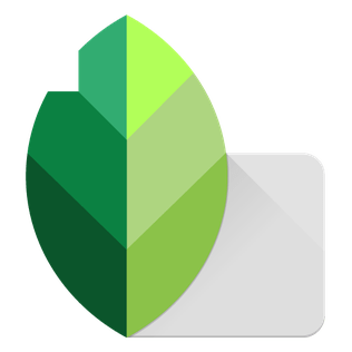 You can unblur an Image using Snapseed