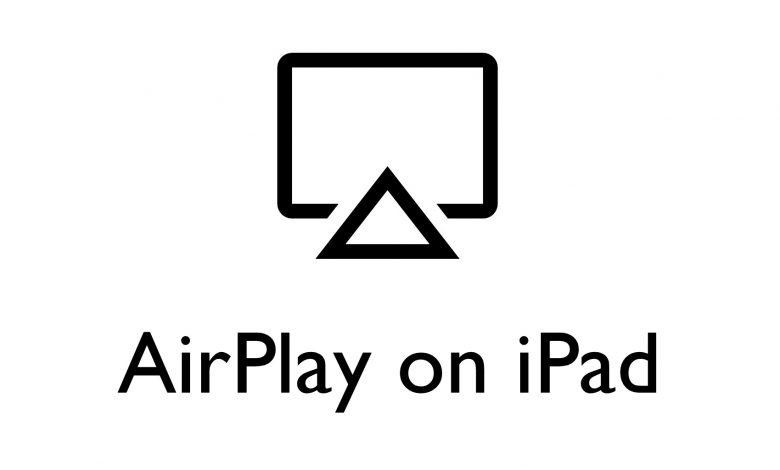 AirPlay on iPad
