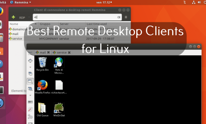 Best RDP for Linux