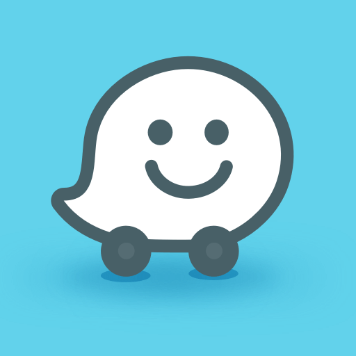 Waze-Best Travel Apps for iPhone