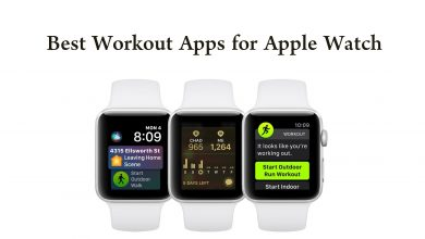 Best Workout Apps for Apple Watch