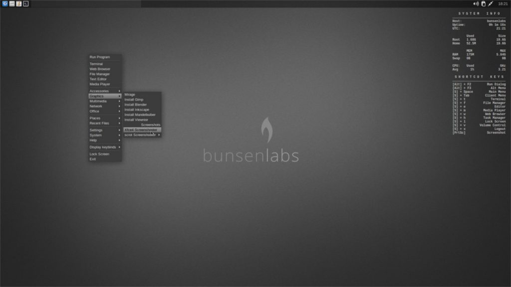 Bunsenlabs Linux - Best Linux Distro for Chromebook