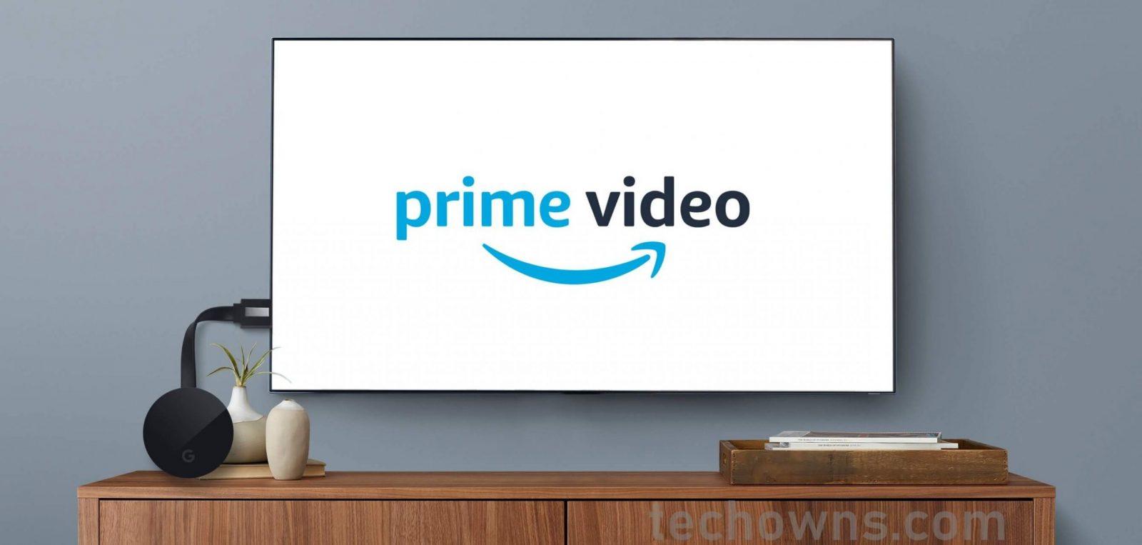 amazon prime video chrome extension