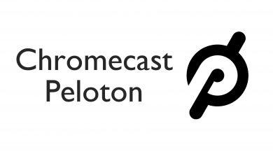 Chromecast Peloton