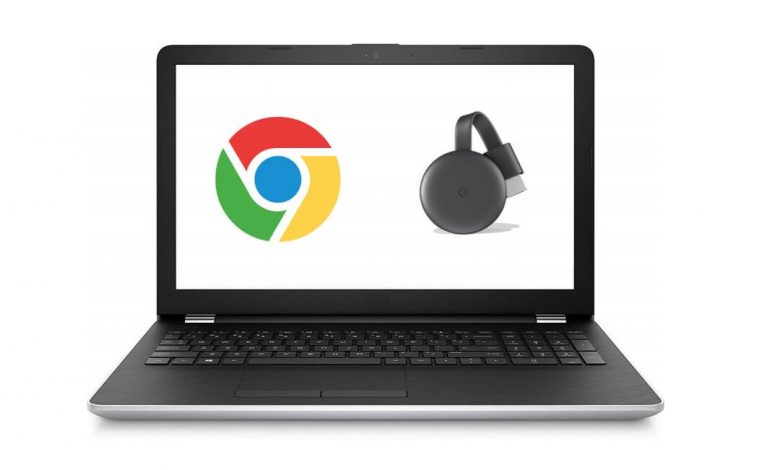 Chromecast from Laptop to tv