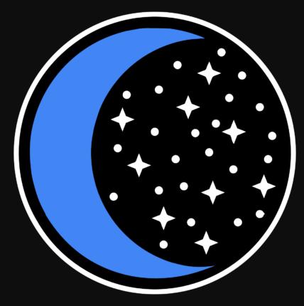 Lunar Reader - Dark Mode Extension for Chrome