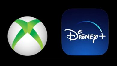 Disney Plus on Xbox