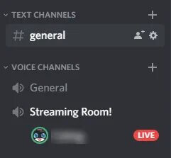 Watch other streams